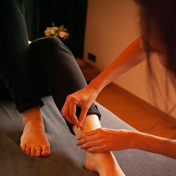 Cirkel Shiatsu en Relaxatie Foot