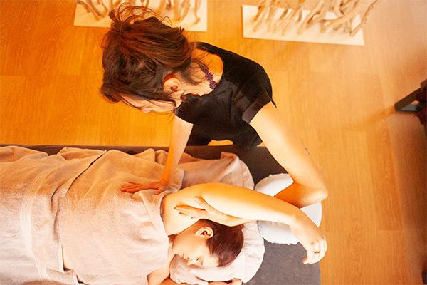 Moederschaps Massage