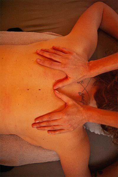 relaxatie massage